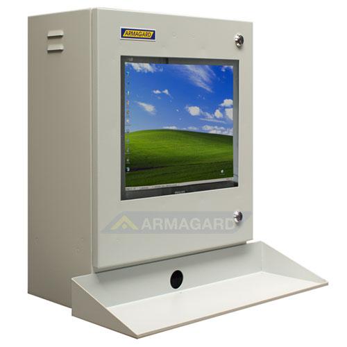 mensola porta computer : Visualizzare la Armadio porta PC (pc enclosure) PENC-300 - immagine ...