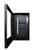Vista laterale del pannello di protezione per monior verticali   PDS-W-P [product image]