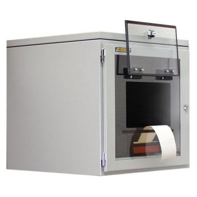 Protezione per stampante in acciaio (mild steel printer enclosure)| PPRI-400