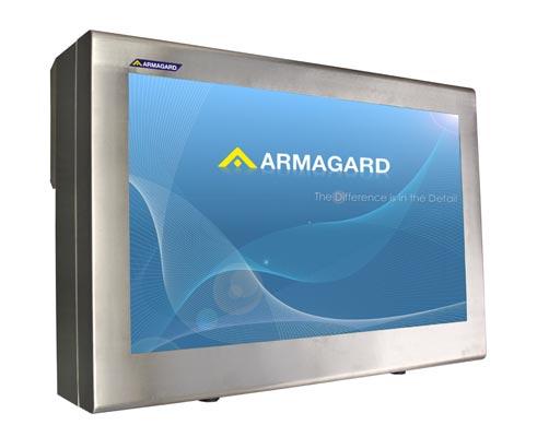 Protezione stagna per LCD | Serie SDS